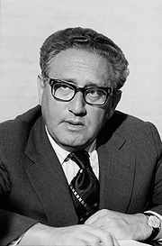 Portrait of Henry Kissinger (click to view image source)