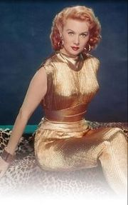 Portrait of Rhonda Fleming (click to view image source)