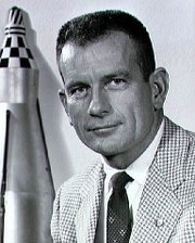 Portrait of Deke Slayton (click to view image source)