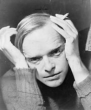 Portrait of Truman Capote (click to view image source)
