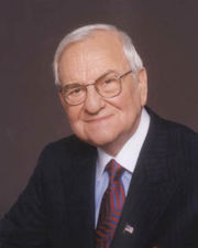Portrait of Lee Iacocca (click to view image source)