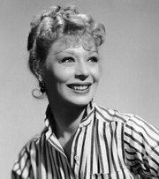 Portrait of Gwen Verdon  (click to view image source)