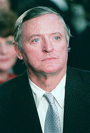 Portrait of William F. Jr. Buckley (click to view image source)