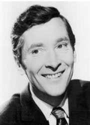 Portrait of Kenneth Williams (click to view image source)