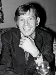 Portrait of Johnnie Ray (click to view image source)