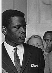 Portrait of Sidney Poitier (click to view image source)