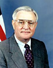 Portrait of Walter Mondale (click to view image source)
