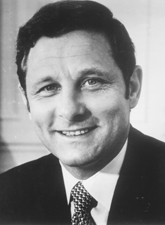 Portrait of Birch Bayh (click to view image source)