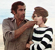 Portrait of Roger Vadim (click to view image source)