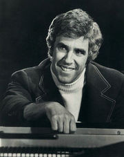 Portrait of Burt Bacharach (click to view image source)