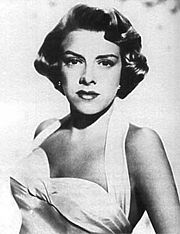 Portrait of Rosemary Clooney  (click to view image source)