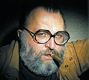 Portrait of Sergio Leone  (click to view image source)