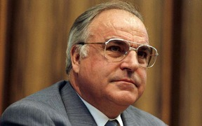 Portrait of Helmut Kohl (click to view image source)