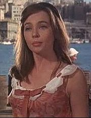 Portrait of Leslie Caron (click to view image source)
