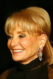 Portrait of Barbara Walters (click to view image source)