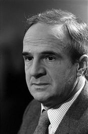 Portrait of François Truffaut (click to view image source)