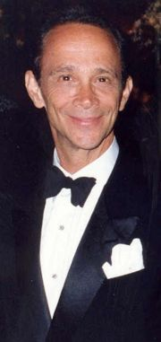 Portrait of Joel Grey (click to view image source)
