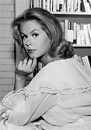 Portrait of Elizabeth Montgomery  (click to view image source)