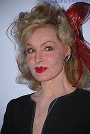 Portrait of Julie Newmar (click to view image source)