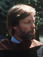 Portrait of Richard Chamberlain (click to view image source)