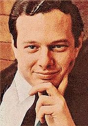 Portrait of Brian Epstein (click to view image source)