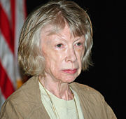 Portrait of Joan Didion (click to view image source)