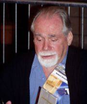 Portrait of Robert Silverberg (click to view image source)