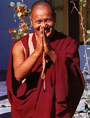 Portrait of Lama Thubten Yeshe (click to view image source)