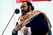 Portrait of Luciano Pavarotti (click to view image source)
