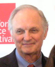 Portrait of Alan Alda (click to view image source)