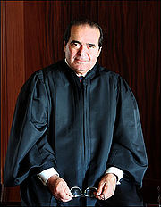 Portrait of Antonin Scalia (click to view image source)