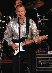 Portrait of Glen Campbell (click to view image source)