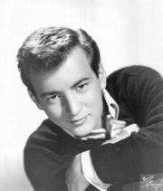 Portrait of Bobby Darin (click to view image source)