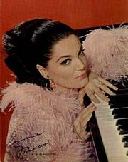Portrait of Connie Francis (click to view image source)