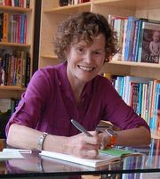 Portrait of Judy Blume (click to view image source)