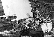 Portrait of Robin Knox-Johnston (click to view image source)
