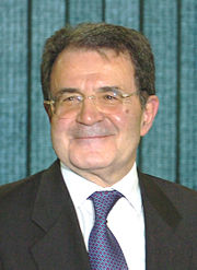 Portrait of Romano Prodi (click to view image source)