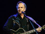 Portrait of Neil Diamond (click to view image source)