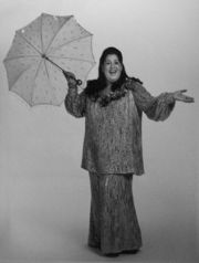 Portrait of Cass Elliot (click to view image source)