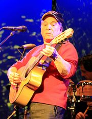 Portrait of Paul Simon (click to view image source)
