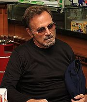 Portrait of Franco Nero (click to view image source)