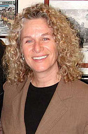 Portrait of Carole King (click to view image source)