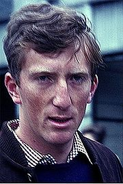 Portrait of Jochen Rindt (click to view image source)