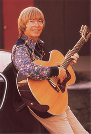 Portrait of John Denver (click to view image source)