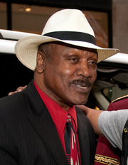 Portrait of Joe Frazier (click to view image source)