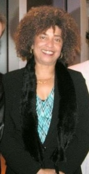 Portrait of Angela Davis (click to view image source)