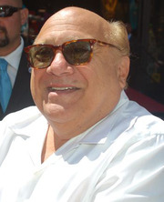 Portrait of Danny De Vito (click to view image source)