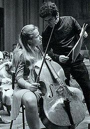 Portrait of Jacqueline du Pré (click to view image source)
