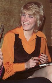 Portrait of Anne Murray (click to view image source)