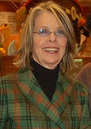 Portrait of Diane Keaton (click to view image source)
